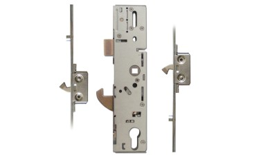 ERA 2-Hook, 2-Roller Split Spindle Hookbolt Multipoint Door Lock