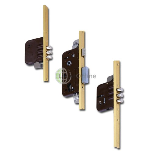 Main photo of Azbe 6-Bolt Multipoint Door Lock