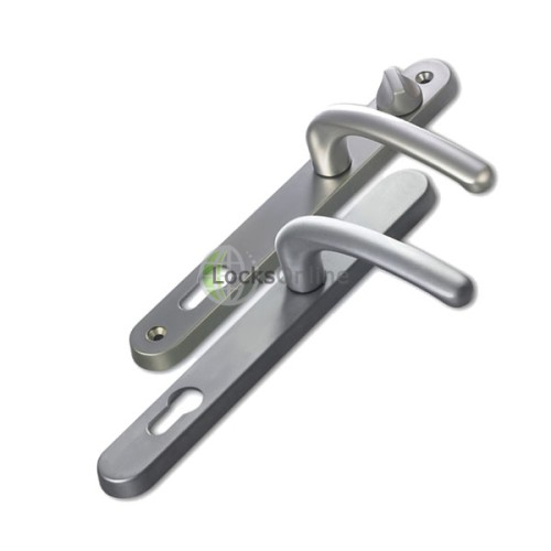 Fab & Fix Balmoral 92/62 Weather-Resistant Handles with Snib - 243mm (211mm fixings)
