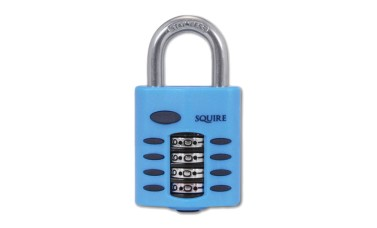 SQUIRE Rustproof Marine Combination Padlock