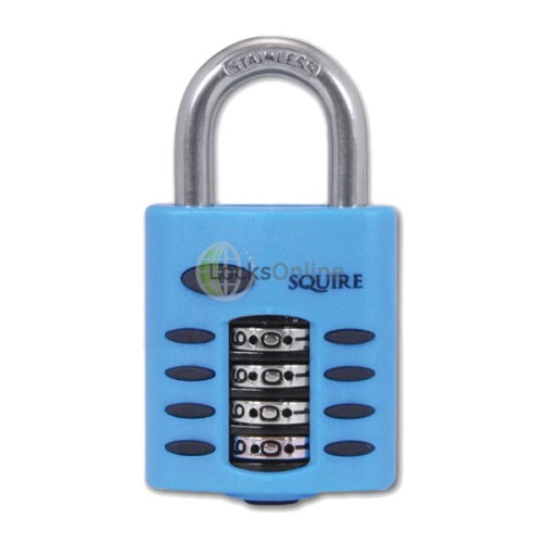 Main photo of SQUIRE Rustproof Marine Combination Padlock
