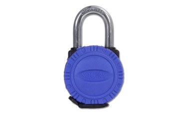 SQUIRE Rugged All-Terrain, All-Weather Rustproof Padlock