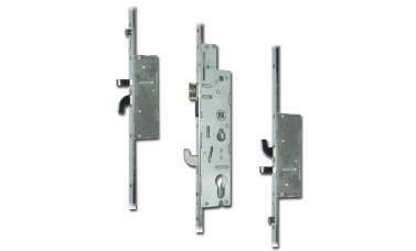 Fullex XL Crimebeater Twin-Spindle Anti-Lift 2 Hook Multipoint (44mm Faceplate)