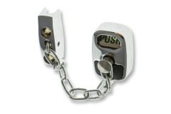 ASEC Door Chain with Fixing Kit