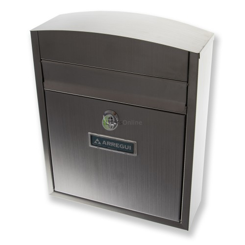 Main photo of ARREGUI Compact Modern Design Mailbox