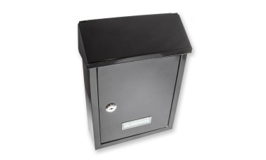 ARREGUI Smart Dual-Function Metal Mailbox