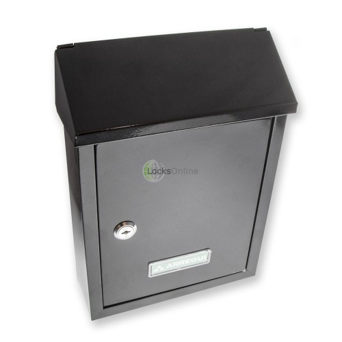Main photo of ARREGUI Smart Dual-Function Metal Mailbox
