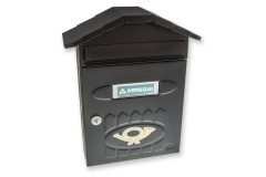 ARREGUI Villa Premium Powder-Coated Metal Mailbox