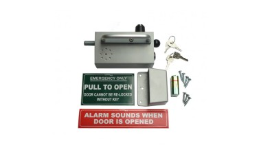 Emergency Bolt Cooper Bolt 104 Alarmed Door Bolt