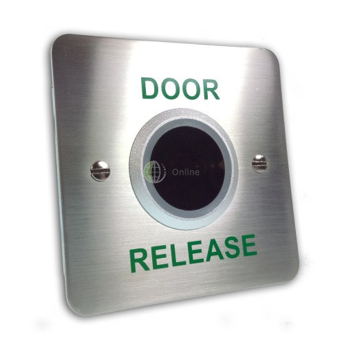 Main photo of Hands-Free Contactless Door Release / Exit Button