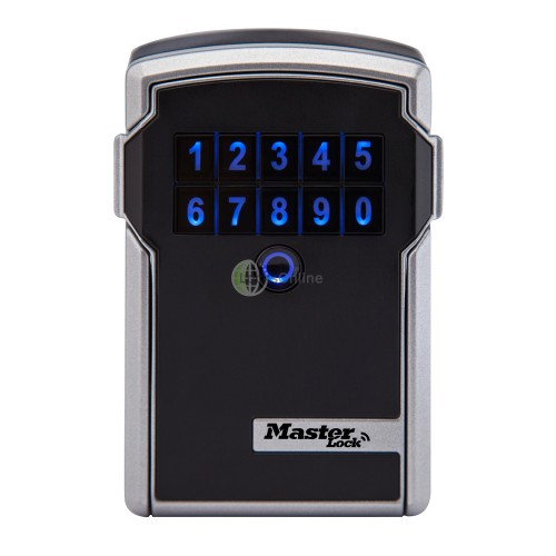 MasterLock Smart Keysafe with Smartphone App Access