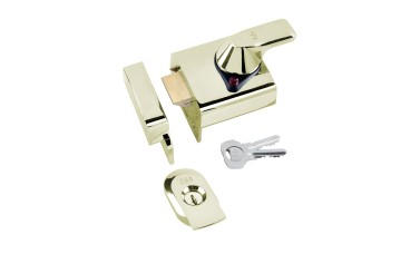 Yale PBS3 BS8621 Auto-Deadlocking Escape Nightlatch