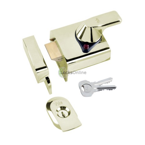 Main photo of Yale PBS3 BS8621 Auto-Deadlocking Escape Nightlatch