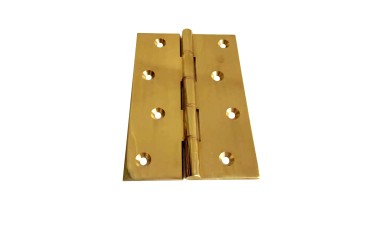 Heavy duty brass DPBW architectural hinges