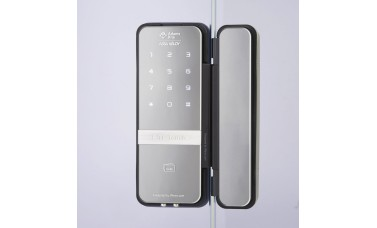 Wireless Digital Touchscreen Glass Door Lock