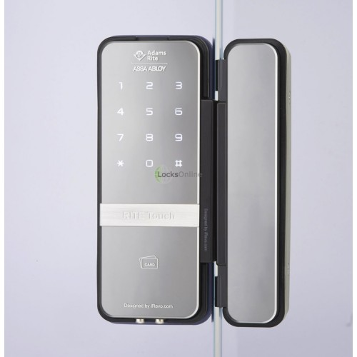Main photo of Wireless Digital Touchscreen Glass Door Lock