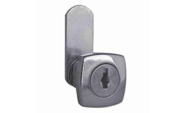 ASEC Square Keyed Alike Nut Fix Camlock 90°