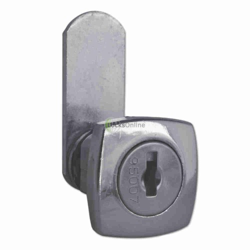 Main photo of ASEC Square Keyed Alike Nut Fix Camlock 90°