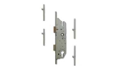 FUHR 855-1 4 Roller Key-Operated 'Key-Wind' Multipoint Door Lock