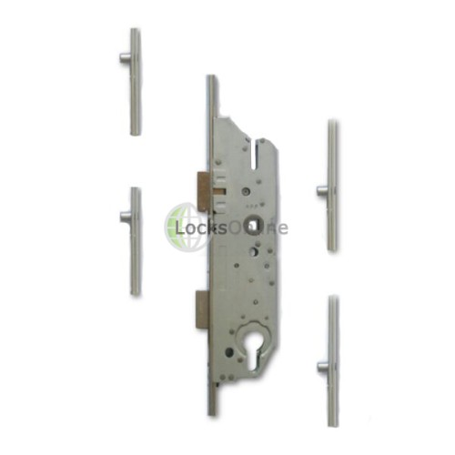 Main photo of FUHR 855-1 4 Roller Key-Operated 'Key-Wind' Multipoint Door Lock