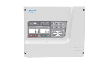 The Zeta Premier SX Fire Panel Conventional (updated INFINITY model)