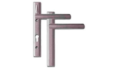 LOXTA Stealth Double Locking Lever Handle (Blank External) - 92PZ