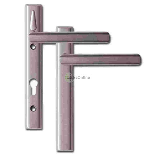 Main photo of LOXTA Stealth Double Locking Lever Handle (Blank External) - 92PZ