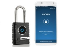 Weather Resistant Bluetooth Smart Lock with App