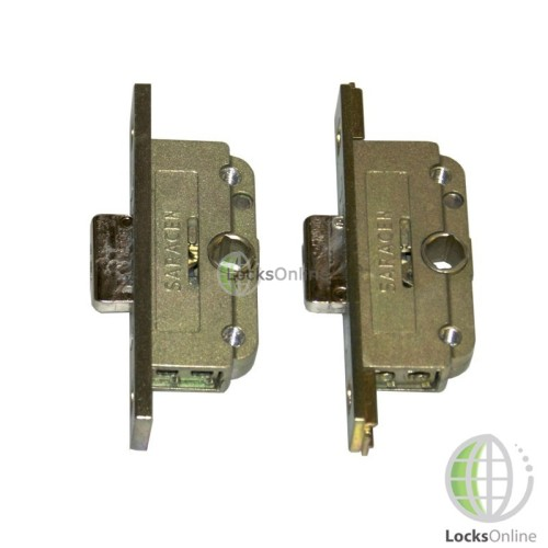 Main photo of Saracen Bayonet UPVC Window Lock Gear Box