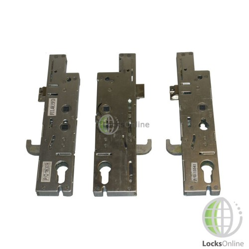 Main photo of Fullex XL Reversible Latch Hookbolt Multipoint Lock Gearbox