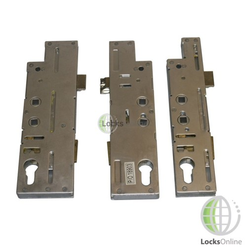Main photo of Fullex Crime-Beater Reversible Latch Deadbolt Multipoint Gearbox