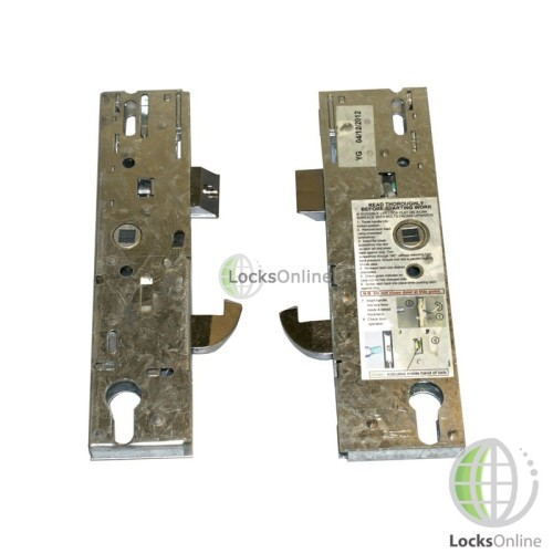 Main photo of Yale YS170 uPVC Reversible Latch Hookbolt Multipoint Gearbox