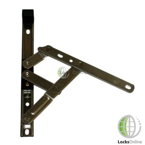 Top Hung uPVC Window Friction Stay (13mm Stack Height)