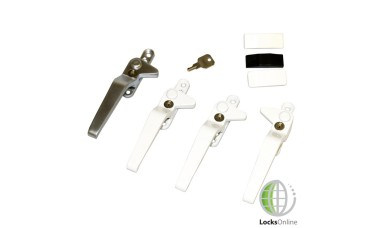 Avocet Cockspur Metal Handles for UPVC & Wooden Windows