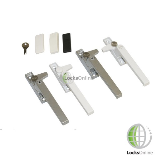 Main photo of Cotswold Cockspur Metal Handles for UPVC & Wooden Windows