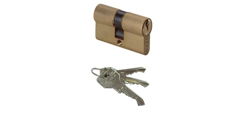 How to measure a Euro Profile Key Lock Cylinder