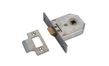 Union Fire-Rated Flat Pattern Latch