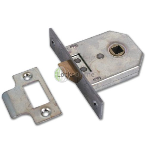 Main photo of Union Fire-Rated Flat Pattern Latch
