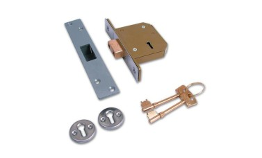 UNION C-Series 3G115 5 Lever Deadlock