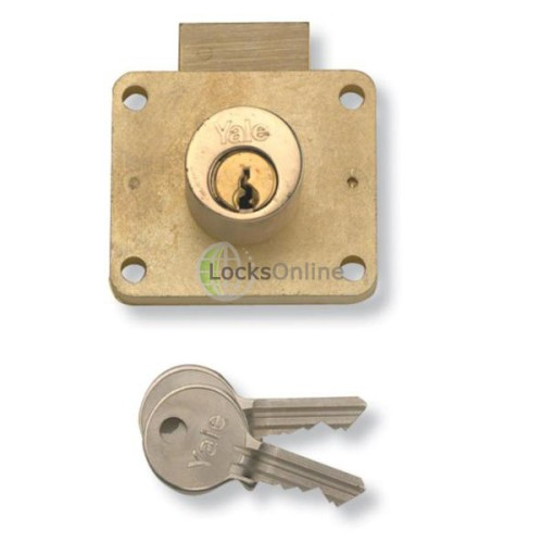 Main photo of Yale 066 Drawer Lock
