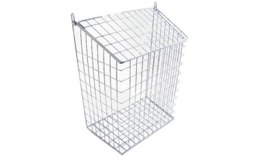 Harvey Large Letter Cage White
