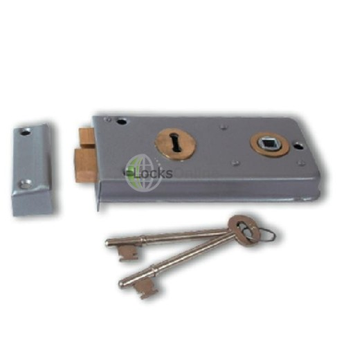 Main photo of Legge P2136 Sash Rim Lock (Double Handed)