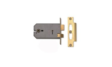 Union 2026 Horizontal Bathroom Lock