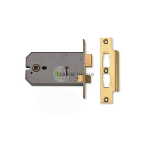 Main photo of Union 2026 Horizontal Bathroom Lock