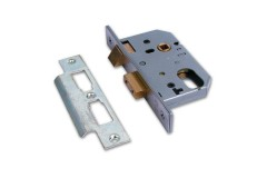 Oval Profile Sash Lock Cases