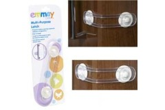 Emmay Child Proof Multi Purpose Latch
