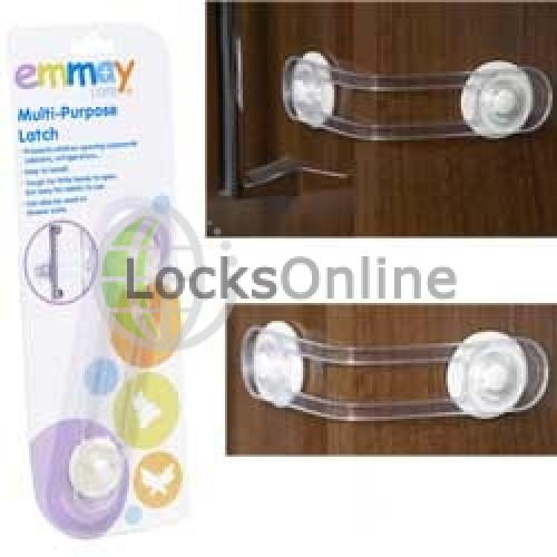 Main photo of Emmay Child Proof Multi Purpose Latch
