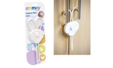 Emmay Child Proof Cabinet Flexi Lock