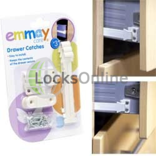 Main photo of Emmay Child Proof Drawer Catches