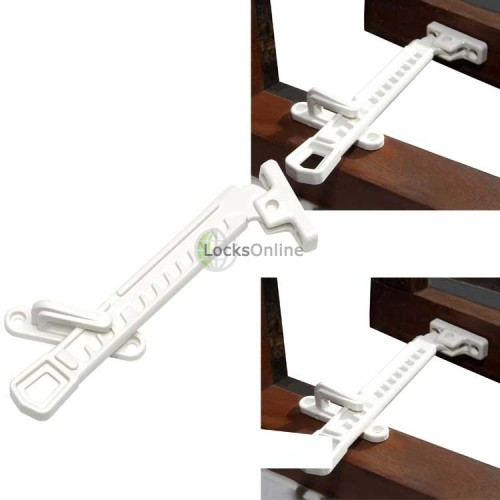 Emmay Child Proof Window Lock
